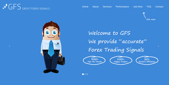 Great Forex Signals